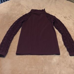 Long Sleeve Stretchy Free People Top